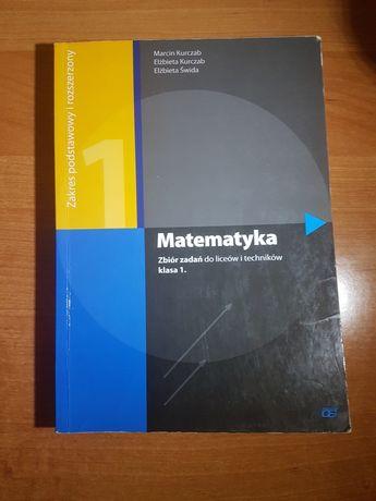 Zbiór zadań do liceów i techników Matematyka 1 Pazdro