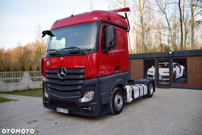 Mercedes-Benz Actros  Polska Salon, 1 Właściciel, Sewis, Vat23%