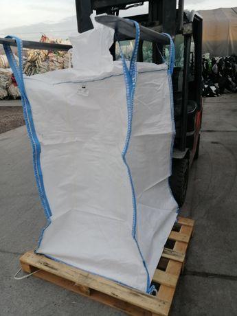 Największa Hurtownia Worków Big Bag / worek na przemiałyPET 170cm