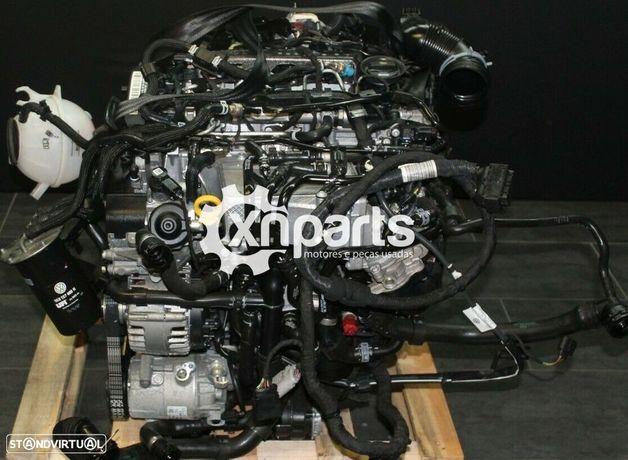 Motor VW CC (358) 2.0 TDI   11.11 - 12.16 Usado REF. CUWA