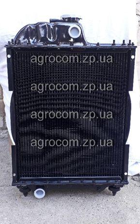 Радиатор водяного охлаждения МТЗ-80, Д-240,,243 ЮМЗ-6, Д-65