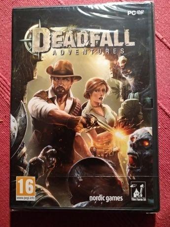 Deadfall Adventures. Wersja PC. Nowa fabrycznie zapakowana