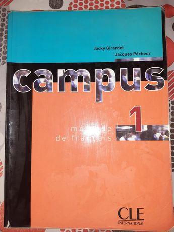 Campus 1 livre d'éléve podręcznik CLE International