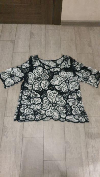 Нарядна блузка, розмір Л Ровно - изображение 1
