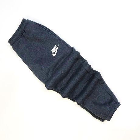 Тёплые спортивные штаны Nike / На флисе