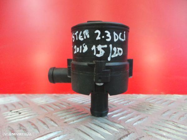 Bomba De Agua Auxiliar Renault Master Iii Caixa (Fv)