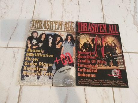 Thrash 'Em All magazyny