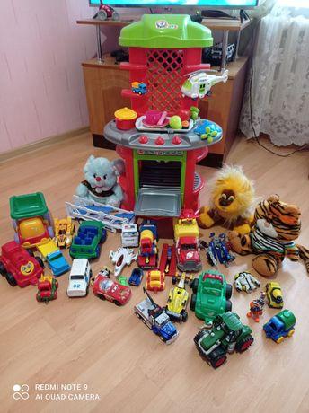 Игрушки детские набором