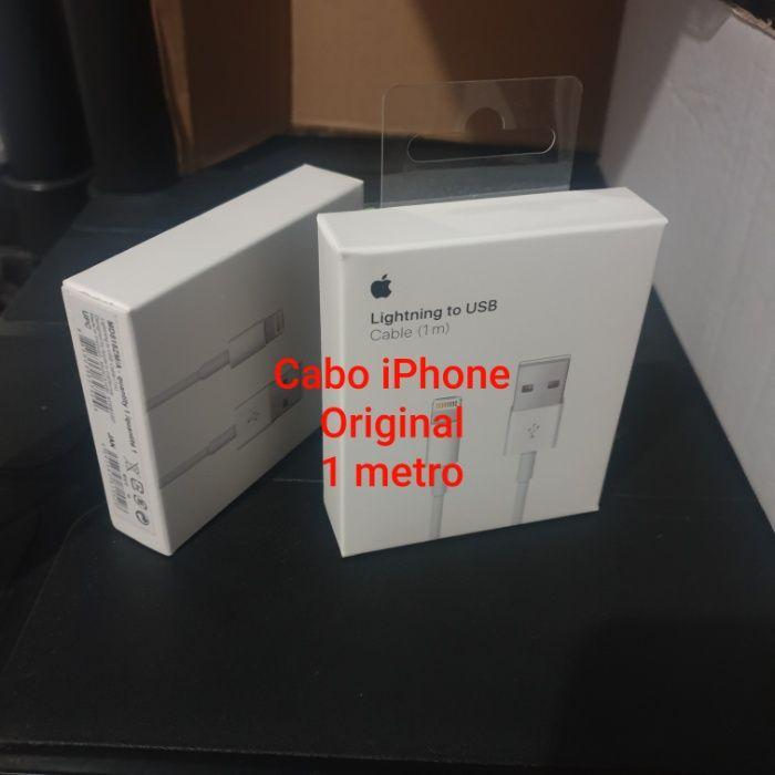 Cabo iPhone 1 Metro Original Portimão - imagem 1