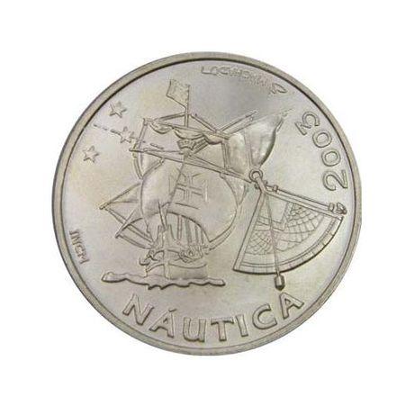 Moeda de 10€ - Náutica - 2003