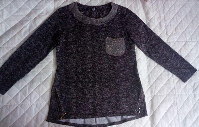 Leciutki sweterek - tunika rozmiar 42 firma WB Waldimex