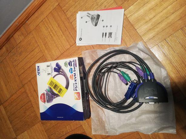 Kabel  ATEN CS62S switch
