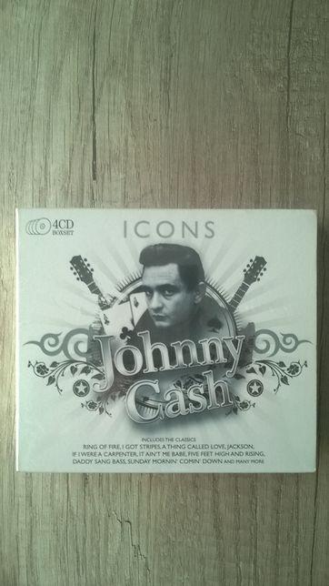 Johnny Cash. Icons - 4 x cd. WYSYŁKA GRATIS!!!