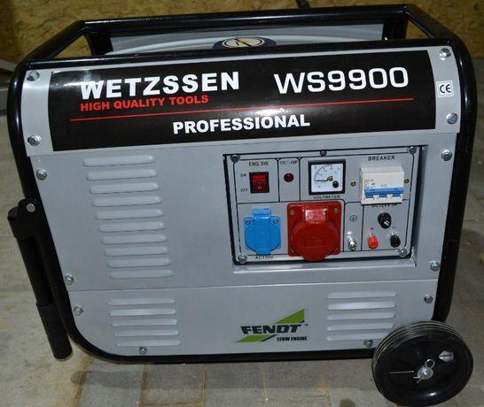 Agregat prądotwórczy WETZSSEN WS9900 PROFESSIONAL