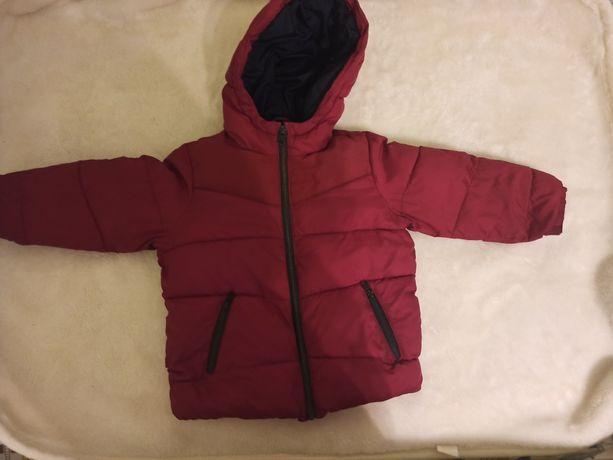 Ciepła kurtka Zara
