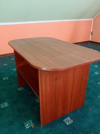 Stolik z półką stół ława