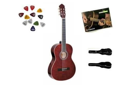 Gitara Klasyczna Ambra Luna 1/2 + Pokrowiec + Darmowa Wysyłka