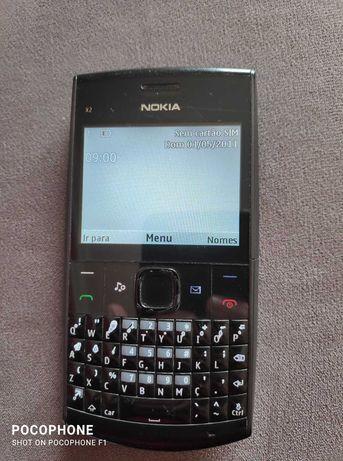 Telemóvel Nokia X2-01