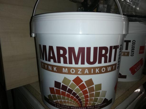 Tynk mozaikowy marmurit