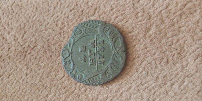 Манжета деньга 1731 года