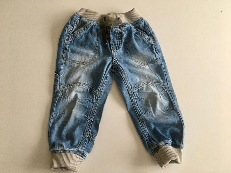 Детские джинсы 12-18 месяцев Киев - изображение 1