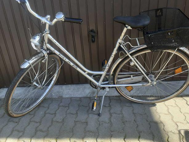 Rower miejski aluminiim rixe