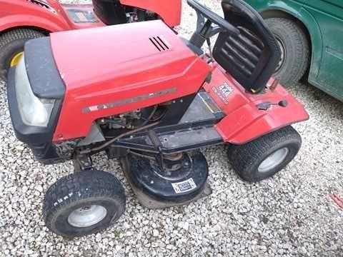 traktorek kosiarka mtd 12hp briggs