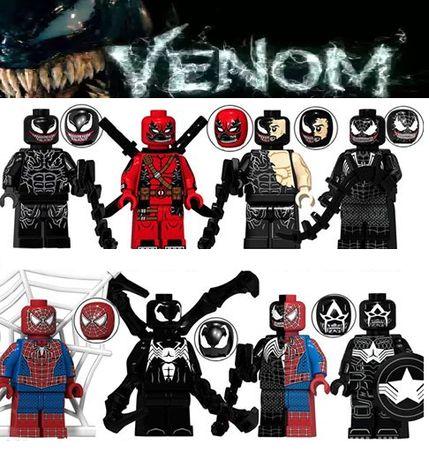 Coleção Bonecos / Minifiguras Super Heróis nº133 - compativeis c/ Lego