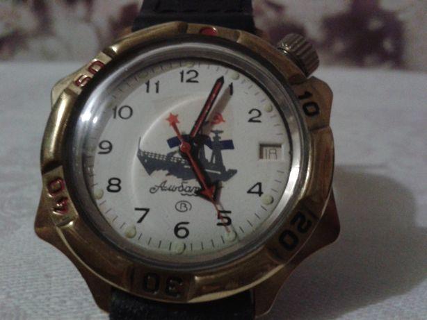 Часы Альбатрос командирские