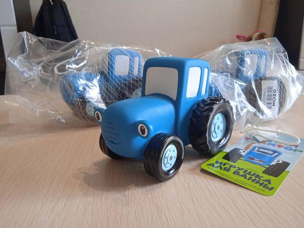 Игрушка для ванной Синий трактор