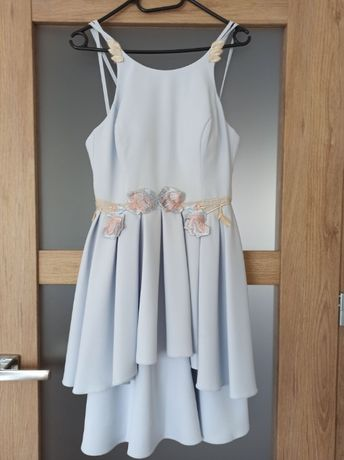 Sukienka WHY NOT rozkloszowana