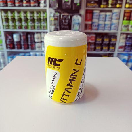 Muscle Care Vitamin C 90tab, Witamina C 1000mg, Odżywki suplementy