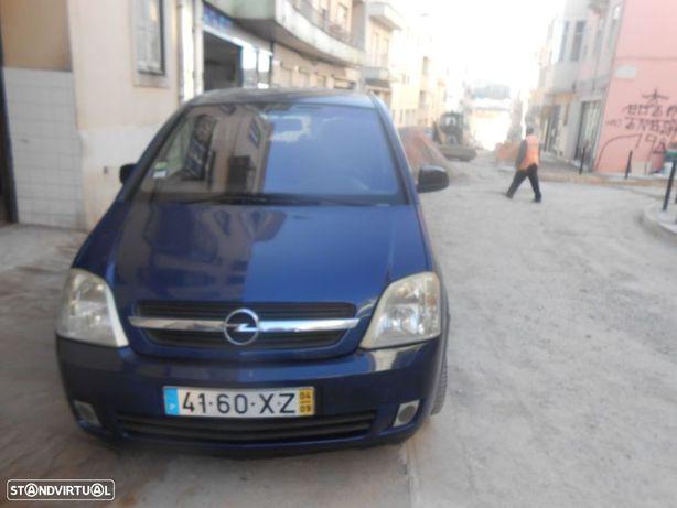 Opel Meriva 1.7 CDTi Cosmo