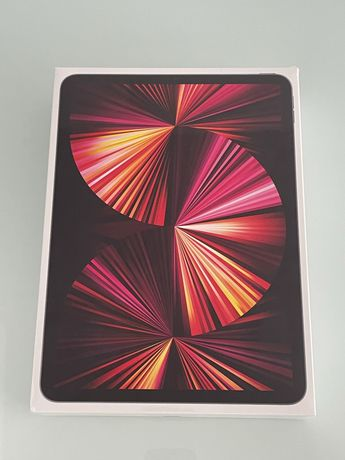 "Nowy Apple iPad Pro 11"" 128GB WIFI LTE 5G 2021 M1"