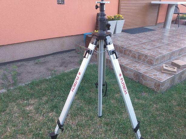 Statyw teleskopowy niwelatora Futech 3,30