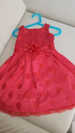 Sukienka wyjściowa George 2-3 latka na święta