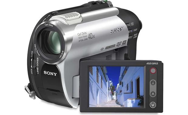 kamera Sony DCR-DVD 108