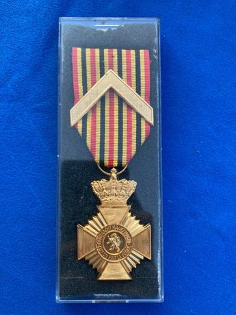 Medal Belgia za długoletnią służbę wojskową *NOWY NIE OTWARTY*