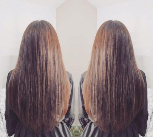 Нужна модель на наращивание волос!!!