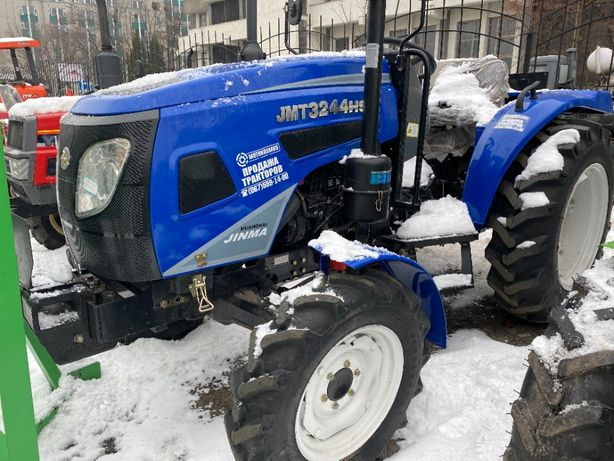 Трактор JINMA JMT 3244 HSX Безкоштовна доставка, Гарантія.ЗІП+МАСЛА