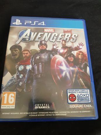Marvel Avangers ps4
