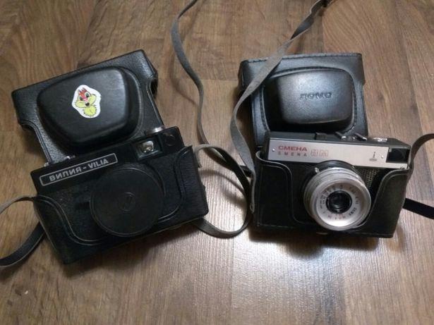 Продам фотоаппараты одним лотом