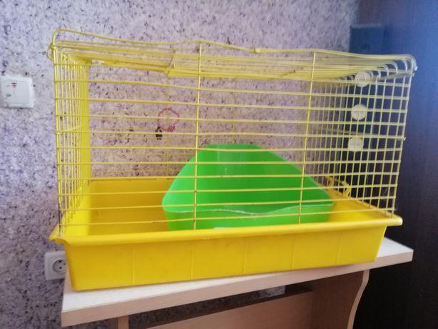 Продам клетку с под кролика