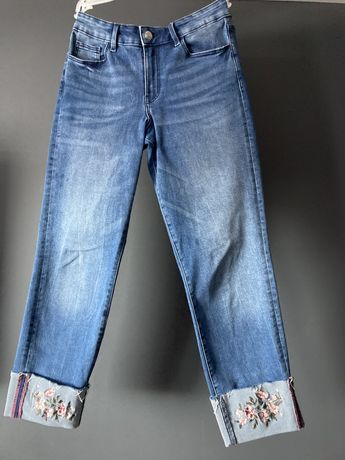 Spodnie jeansowe 36 Mohito