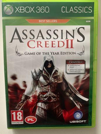 Assassin's creed II Xbox 360!