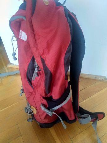 Trekkingowy plecak the north face 50l