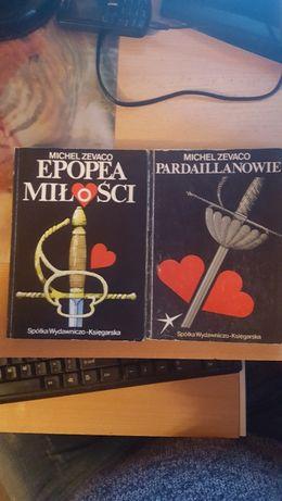 M. Zevaco - Pardaillanowie + Epopea miłości (przygodowa )