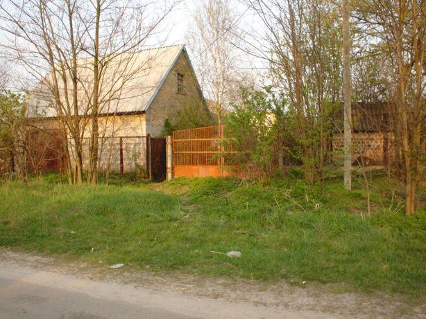 Продам участок с недостроем в с. Корнеевка