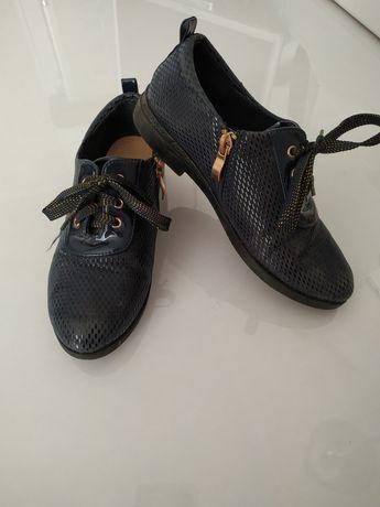 Туфлі для дівчинки, туфли