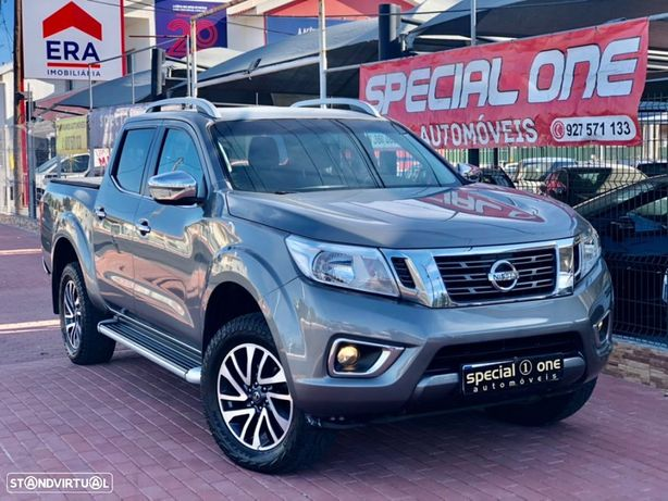 Nissan Navara 2.3 dCi CD 4WD N-Connecta Nav+Barras